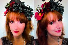 Floral Crown Tutorial !