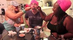 What's in my Mouth Challenge? w/ Shane Dawson and Shanna Malcolm