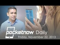 ▶ Google Nexus 7 sale, Galaxy Android 4.4 Update plans, Moto's Project Ara & more - Pocketnow Daily - YouTube