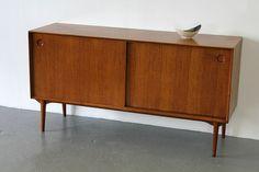 Wilhelm Renz 1960s Teakwood Sideboard 60er | Midcentury Modern Teak Credenza 60s | eBay