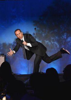 Jerry Seinfeld Columbia 2005