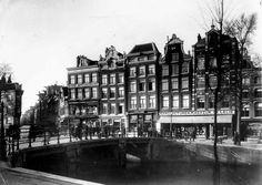 Cafe de prins Prinsengracht 124 Amsterdam, Nederland