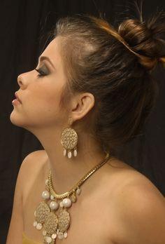 #necklace #accessories #collares #design #style #diseñovenezolano #fashion #moda #gold