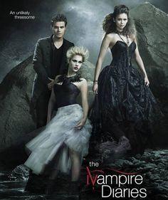 the vampire diaries clare holt   Vampire Diaries: Neues Poster deutet ungewöhnliches Dreieck an ...