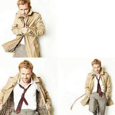 Matt Ryan as Constantine ❤❤❤ #BringBackConstantine #SaveConstantine #IStandWithConstantine and always will