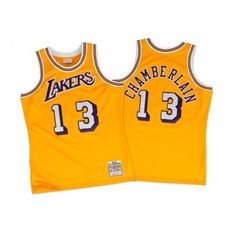 f3fbe5adca1 Wilt Chamberlain 1971-72 Authentic Jersey Los Angeles Lakers Mitchell    Ness Nostalgia Co.