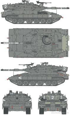 Merkava Mk.IV -