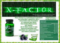 Does your #multivitamin have aloe vera? If it doesn't have aloe, throw it away and try XFactor! Aloe greatly increases the absorption of vitamins and minerals. Instead of drinking the weird gel concoction, try our capsules instead!! #super #aloevera