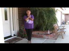 Donna Eden's exercises for children