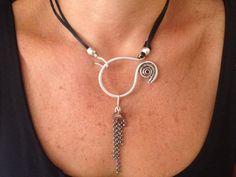 şık tasarım kolye Zet.com'da 30 TL