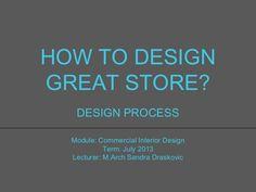 retail-design-and-planning-sd-email by Sandra Draskovic via Slideshare