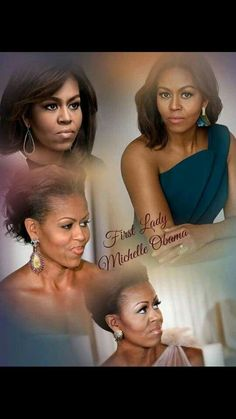 Beautiful First Lady Michelle Obama ❤ Michelle Obama Fashion, Michelle And Barack Obama, First Black President, Mr President, Black Presidents, American Presidents, Joe Biden, Durham, Barack Obama Family