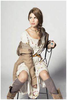 Bohemian Style Clothing | Bohemian Fashion Production | Trendy Zahra-love the layers