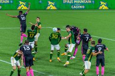 Providence Park, Portland Timbers, Professional Soccer, Major League Soccer, Rose City, Front Office, Home Team, Comebacks