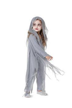 Geisterkostüm selber nähen, Halloween Kostüm