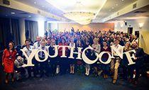 EU Youth Conference in Riga - getting young people engaged in politics