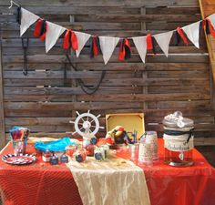 Piratensäbel und -hut - tolles Give-Away für Piratenparty ...
