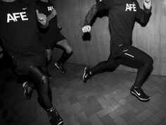 Champ Create Tokyo Editorial for Nike Genealogy of Free • Selectism