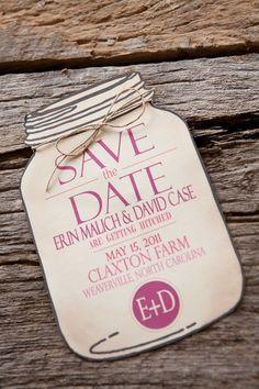 Country Wedding Ideas Mason Jars - Bing Images