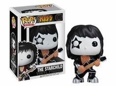 Funko POP! Rocks KISS Vinyl Figure The Starchild [Paul Stanley]