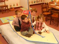 We are already on lesson 5 of our Fruit of The Spirit lesson material. The children are really enjoying these lessons. Lesson five was abo...