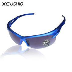 Outdoor Sport Cycling Glasses UV400 Bicycle Bike Windproof Eyewear Riding Men Women Goggles Motorcycle Mountain Bike Accessories