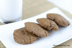 Paleo Cookies with Almond Butter, http://paleomagazine.com/paleo-cookies/,  #paleo #gf #glutenfree #recipe #diet