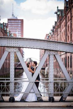 After-Wedding-Shooting in Hamburg - Hochzeitsfotograf in Hamburg