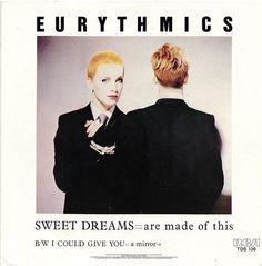 "Eurythmics ""Sweet Dreams"" Cover Image"