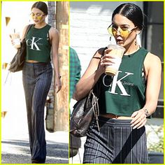 Vanessa Hudgens Grabs Lunch with Her Ladies!