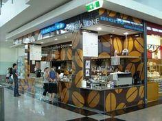 Retail Design Co   Bean Supergraphic