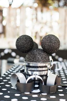 Mickey Mouse table c