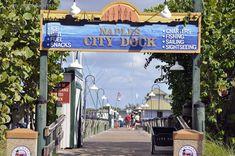 My Carolina Kitchen: The Dock at Crayton Cove - a Tropical Taste of old Naples Florida