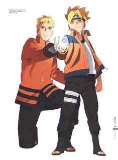 Boruto really annoyed me in true beginning but if he stops whining and complaining and dies some hard core training like naruto did, then i think I'll like him Naruto Uzumaki, Sasunaru, Anime Naruto, Boruto Rasengan, Kurama Susanoo, Naruto Art, Anime Manga, Naruhina, Narusasu