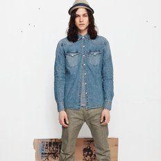 Jeans Levis® 501® - Quelle est votre interprétation? Shop at http://www.citadium.com/marques/C-23352-levi-strauss/I-Page1_90