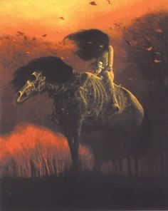 The Works of Zdzisław Beksiński - Imgur