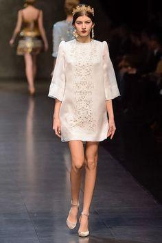 Dolce & Gabbana Fall 2013 |