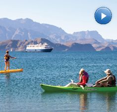 Set Sail for High Adventure in the Sea of Cortés