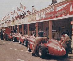 1956 GP Francji (Ferrari D50)