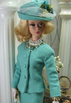 Tiffany for Silkstone Barbie by MatisseFashions on Etsy