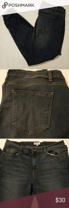Cello Jeans If you have never had  a pair of Cello jeans,  you are missing out.  Seriously the most comfortable jeans around.  32% cotton, 17% polyester, 49% siro rayon, 2% spandex GUC has a little wear at bottom of legs as shown. Approximate measurements in listing Cello Jeans