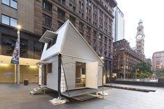 Abrigo de Emergêcia / Carter Williamson Architects