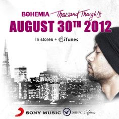 'The Thousand Thoughts LP' Droppin Aug 30th 2012 thousandthoughts.com