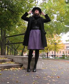 by What I Wore, via Flickr