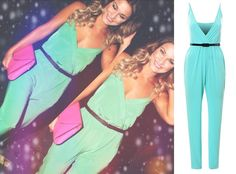 Sam Faiers Celebrity Inspired Turquiose... - �25.00 #onselz