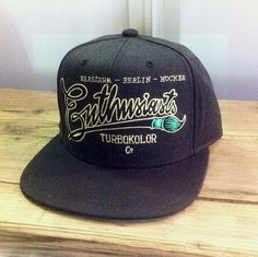 Snapback Starter x Turbokolor   Enthusiasts (2013) - Preview