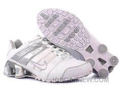 http://www.jordannew.com/mens-nike-shox-nz-shoes-white-grey-silver-authentic.html MEN'S NIKE SHOX NZ SHOES WHITE/GREY/SILVER AUTHENTIC Only 71.23€ , Free Shipping!