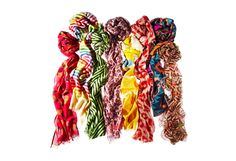 8 Lightweight Scarves in Pick-Me-Up Shades: http://www.oprah.com/style/Colorful-Printed-Winter-Scarves-Lightweight-Scarves