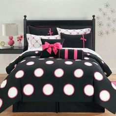 Pink and black I love it