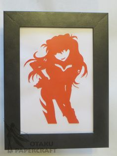 Subject: Asuka Soryu Langley / From: Neon Genesis Evangelion / Size: 16,6 x 22,6cm / Price: 8 euros